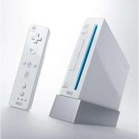 Диск в подарок к приставке Nintendo Wii!