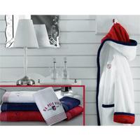 Скидка на постельное белье и халаты фирмы U.S.Polo Assn