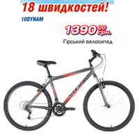 Горный велосипед STERN DYNAMIC за 1390,00 грн.