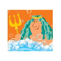 Антошка приглашает на праздник Нептуна!