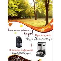 Теплая осень Gaggia Classic