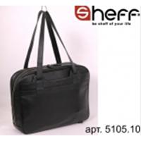 Стильная кожаная сумочка Sheff 5105 со скидкой