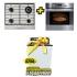 Варочная панель + газовая духовка Electrolux + подарок