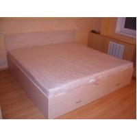 Купон на изготовление двуспальной кровати - 10%
