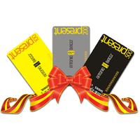Подарочные сертификаты в магазинах A. Biaggi Line