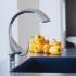 Скидка 45% на кухонные смесители Grohe
