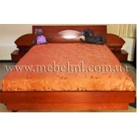 Кровать двуспальная со скидкой
