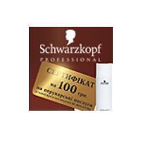 Сертифікат на 100 грн на перукарські послуги