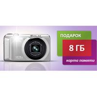 Фотоаппараты Casio с подарком от ALLO.UA