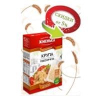 Скидки на пшеничную крупу в супермаркетах Ашан
