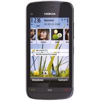 Смартфон Nokia C5-03 Graphite Black