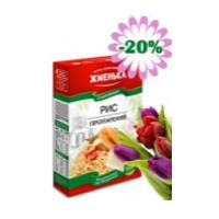 Спешите купить пропаренный рис с 20% скидкой!