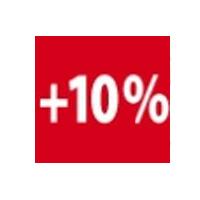кция «Счастливые дни» +10%