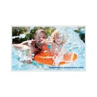 Учимся плавать всей семьей!