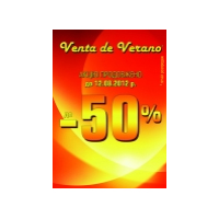 Venta de Verano* акцію продовжено!