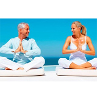 Скидка 40% на урок йоги от GOGOSHAR