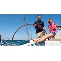Курс обучения управлению яхтой!