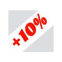 + 10 %  на продукцию марки INK