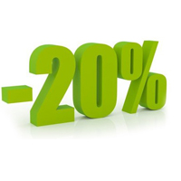 Акция на детскую мебель Dogtas -20%