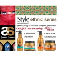Наборы* для волос от Style Aromatherapy