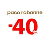 -40% на Paco Rabanne