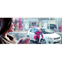 Технологическая мойка за 1 грн в Тойота Центр Киев Автосамит