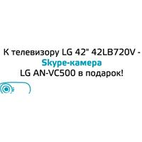 К телевизору LG - Skype-камера LG или сертификат в подарок