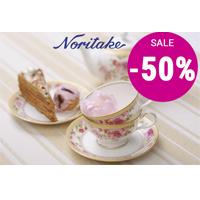 Noritake -50%