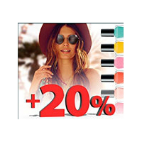 + 20% на весь ассортимент марки ANNY