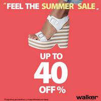 Знижки до 40% від Walker