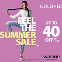 SALE розпочато в магазинах Walker!