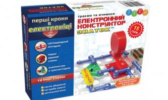 Электронный конструктор Знаток со скидкой